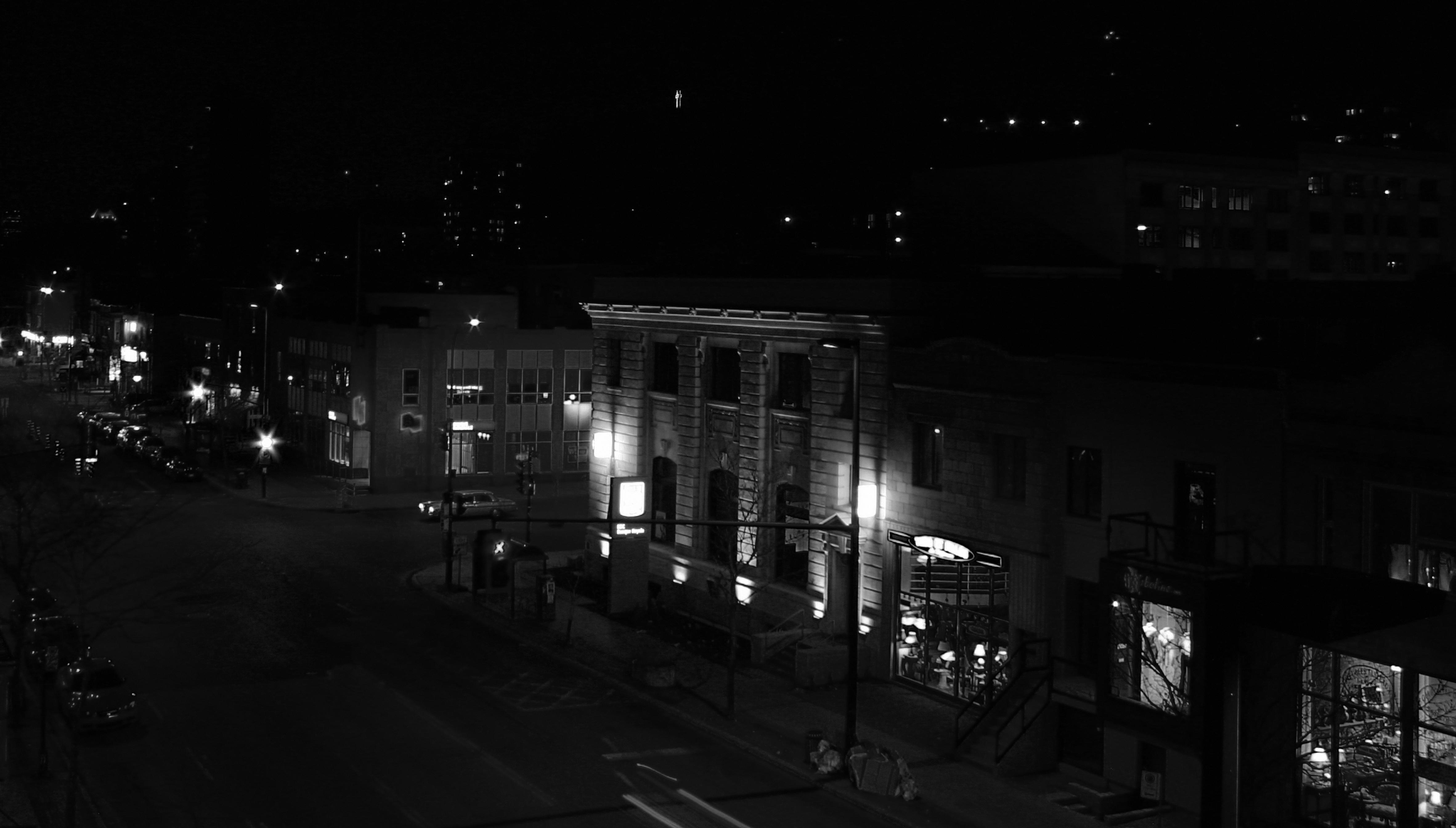 Montréal, quebec, rue, avenue parc, mont royal, black white, schwarz weiss, lizenzfreie fotos, fotografie, bildmaterial, kostenlos, free