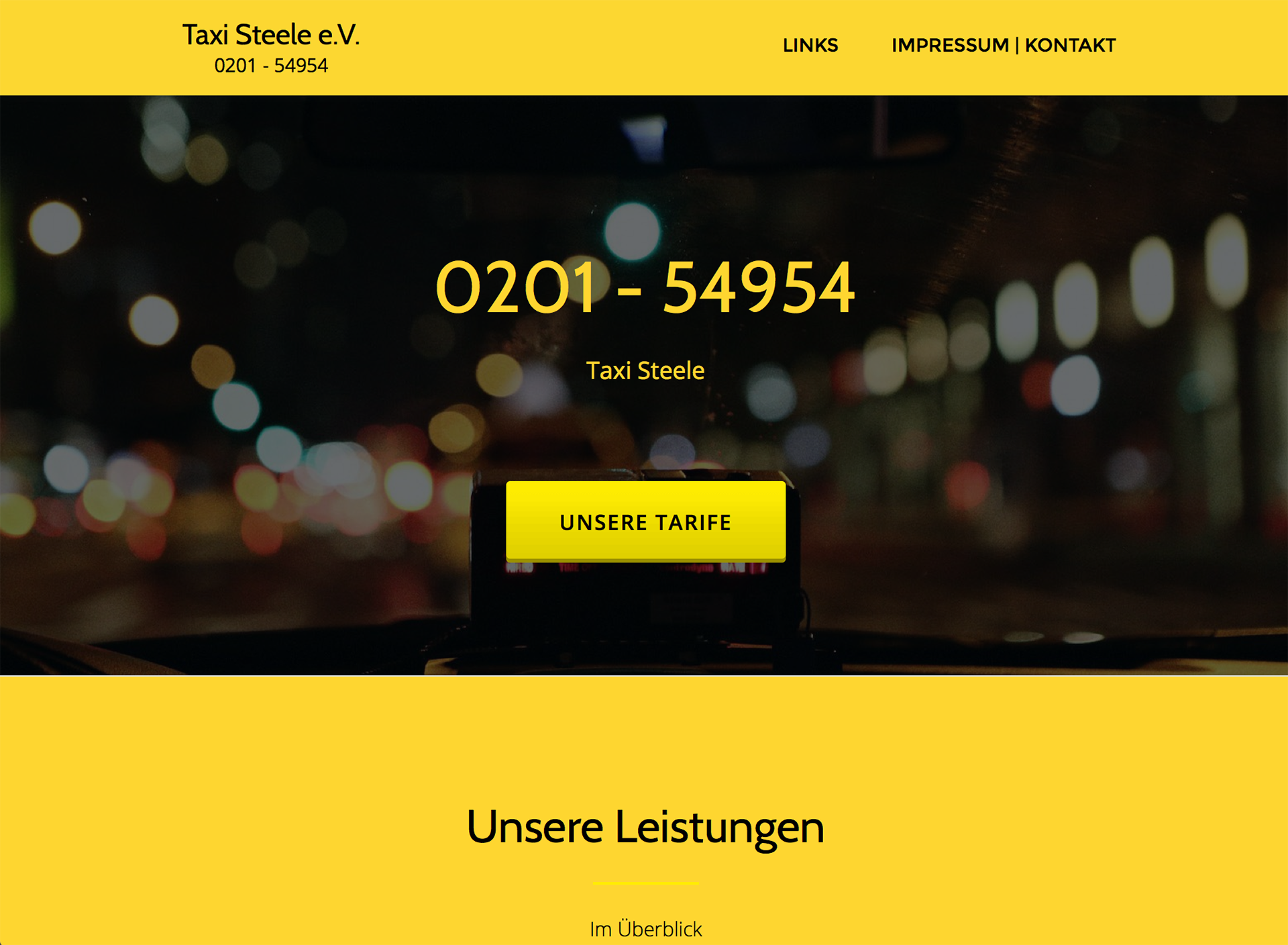 responsive webdesign, taxi steele,taxi-steele.de,taxi überruht, taxiunternehmen,website,responsive webdesign,redesign,webseiten,internetseiten,gestalten,mediengestaltung,grafikdesign ruhrgebiet, waldbrand® media