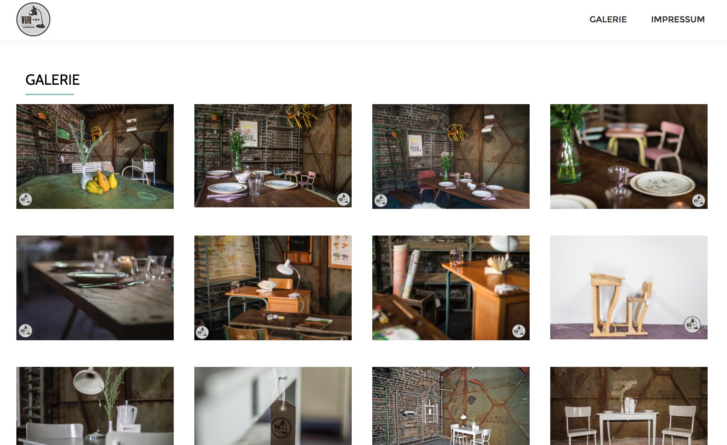 waage vier responsive webdesign portfolio High Res, galerie, parallax
