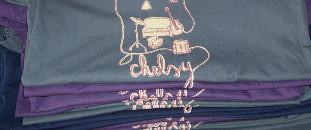 chelsy, bandshirts, textildruck, siebdruck, manual printing, screen print, siebdrucke, shirtdruck, essen, ruhrgebiet, fair trade, organic, bio-baumwolle