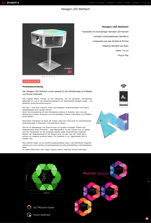 Produktseiten Gestaltung, Artikelseiten Gestaltung, Design, Gestaltung, Ui, Ux, Interface Design, User Experience, Screendesign, Seitengestaltung, Website Design, Internetseiten, Webseiten, SEO, CMS, WordPress