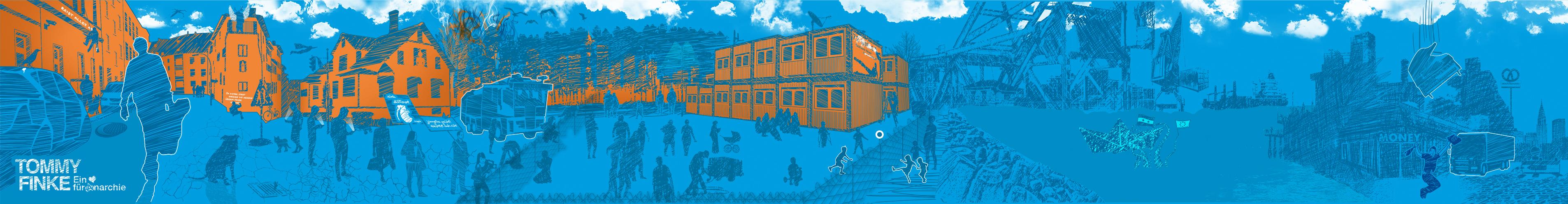 Tommy Finke, CD-Booklet Artwork, Art Work, Booklet, CD Cover, Album Artwork, Design, Illustration, Grafik, Layout, Gestaltung, Musik, Künstler, Bochum, Plakate, Illustration, Grafik & Layout - CD Cover & Booklet,Poster