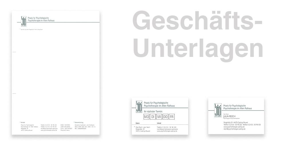 Offsetdruck Druck Von Briefpapier Terminkarten