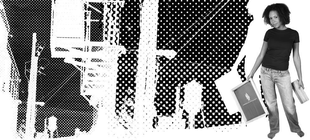 siebdruck-workshop, siebdruck workshop, textildruck, screen print, firmenevent, veranstaltung, grafik, design, ruhrgebiet, essen, waldbrand, bedrucken von shirts, baumwolltaschen, jutebeutel, printing